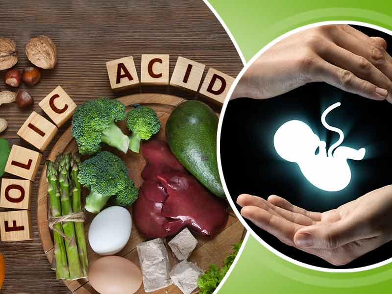 Why do you need folic acid in pregnancy?