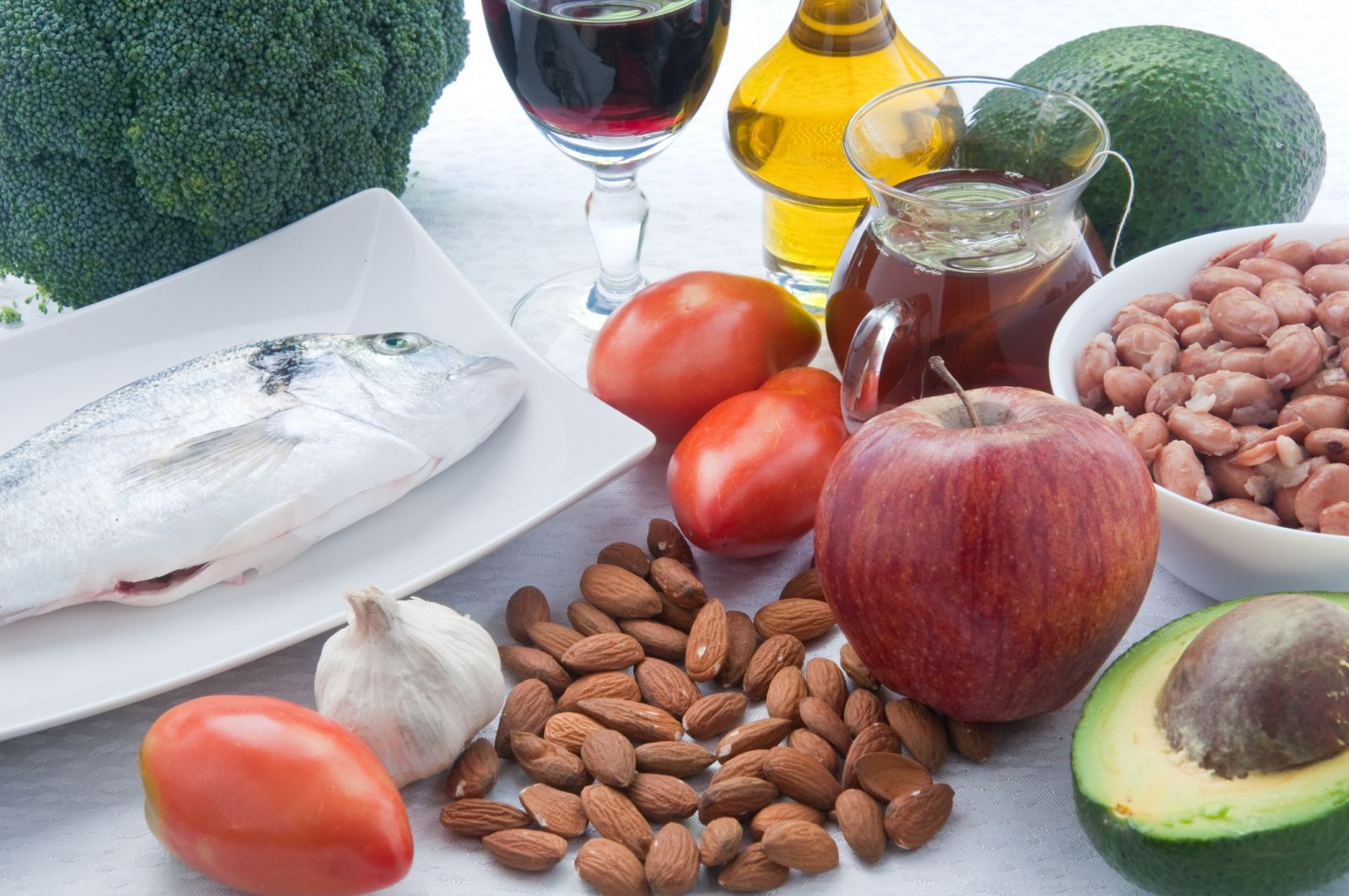 Healthy food items to lower cholesterol levels