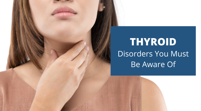 8 silent symptoms that indicate you might have thyroid disorders