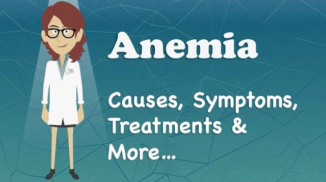 Anemia: Causes, Symptoms, Diagnosis, Treatment