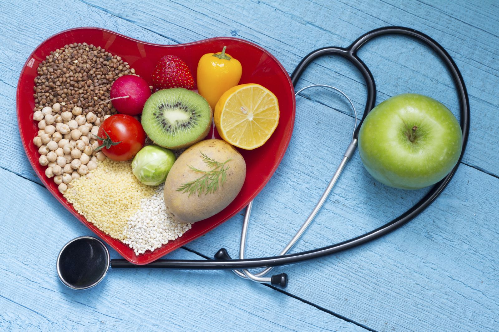 Natural ways to lower cholesterol levels
