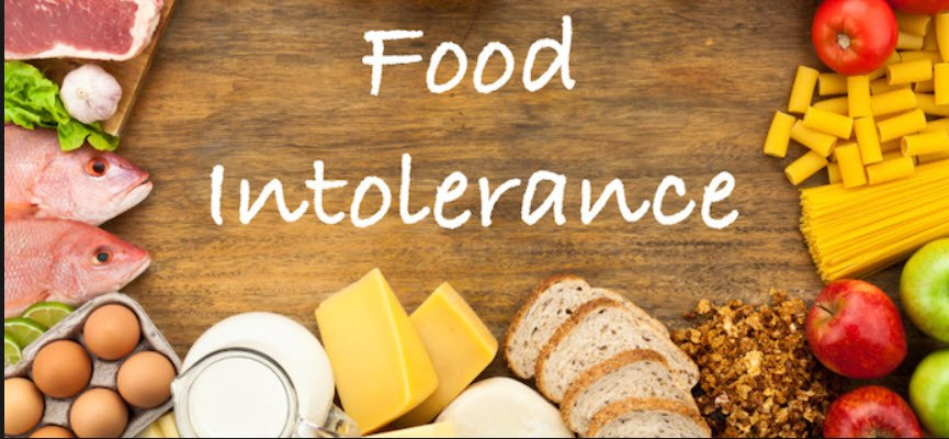 Food intolerance : Causes, types and symptoms