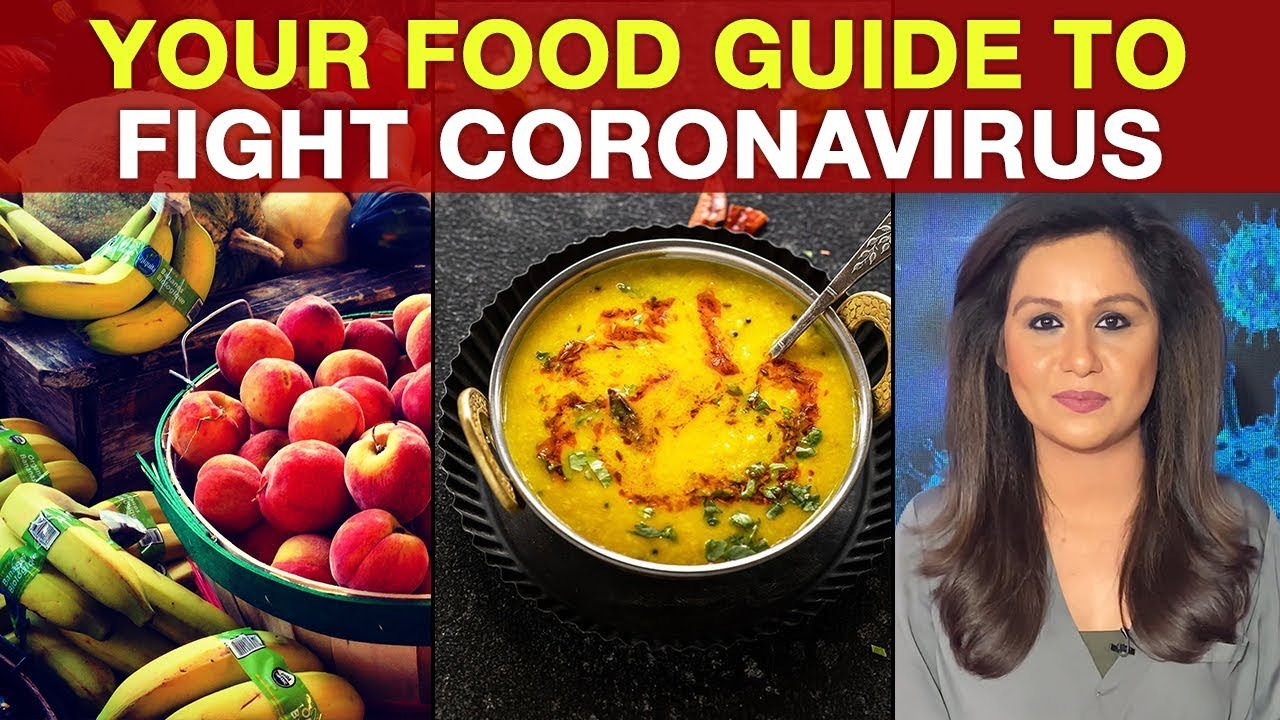 What to eat if you have a mild Covid-19 infection?
