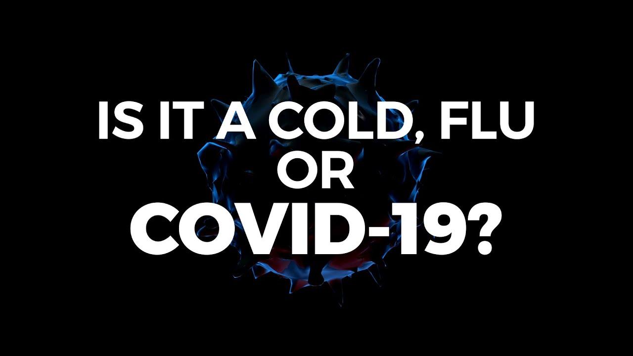 Tastelessness : Normal Flu vs Covid-19