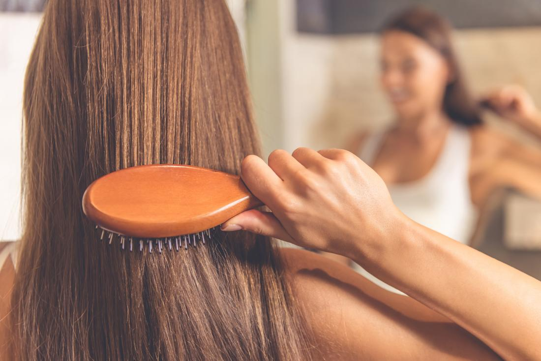 Necessity of vitamins for hair loss and hair care
