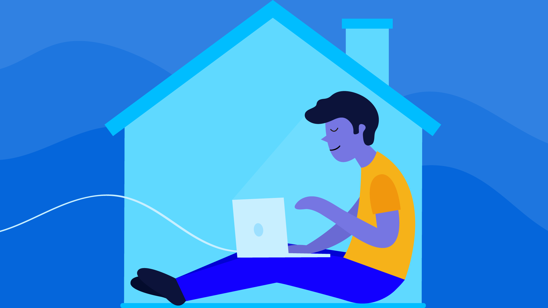 How to make work from home more enjoyable?