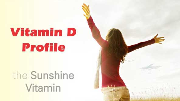 VITAMIN D PROFILE