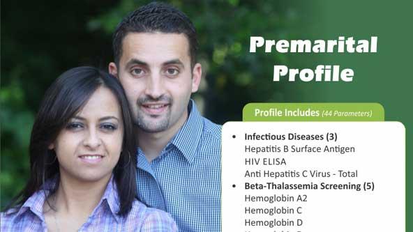 Pre Marital Profile