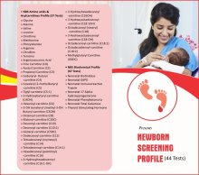 NEW BORN SCREENING PROFILE