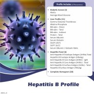 HEPATITIS B PROFILE