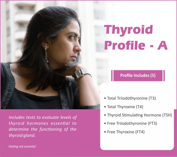 THYROID PROFILE - A