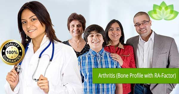 Arthritis (Bone Profile with RA-Factor)