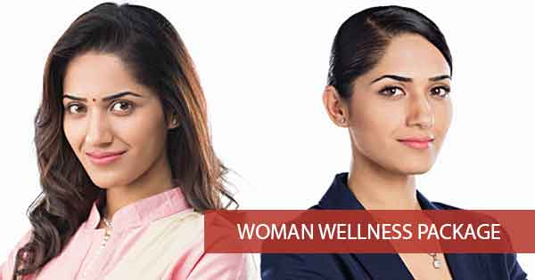 Woman Wellness Package