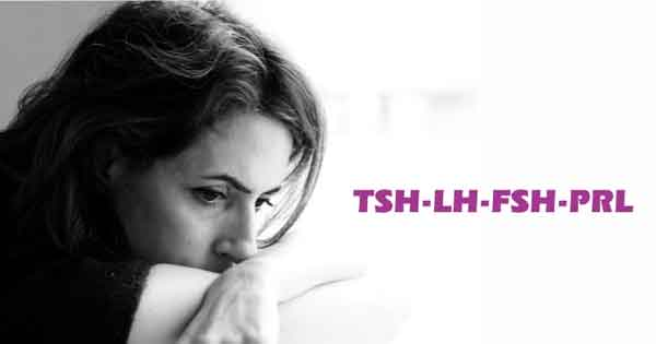 TSH-LH-FSH-PRL