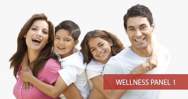 Wellness Panel 1