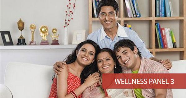 Wellness Panel 3