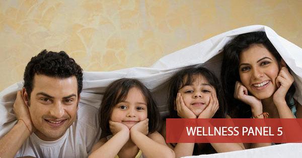 Wellness Panel 5