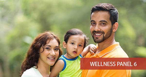 Wellness Panel 6