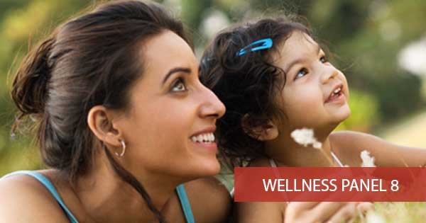 Wellness Panel 8
