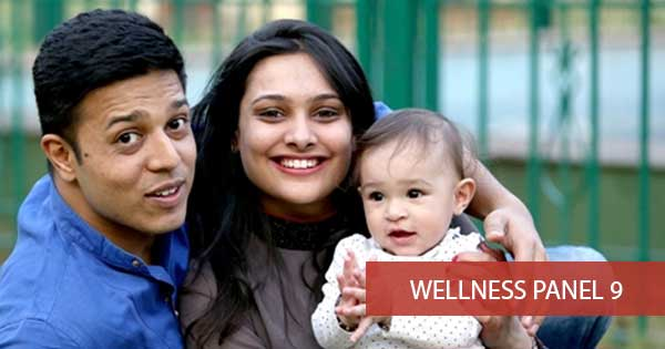 Wellness Panel 9