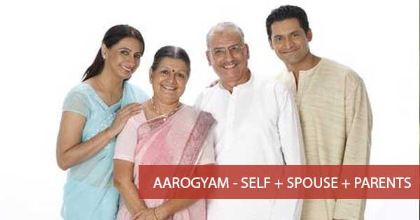 TAX SAVER AAROGYAM - 4 Persons