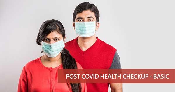 Post Covid Health Checkup - Basic