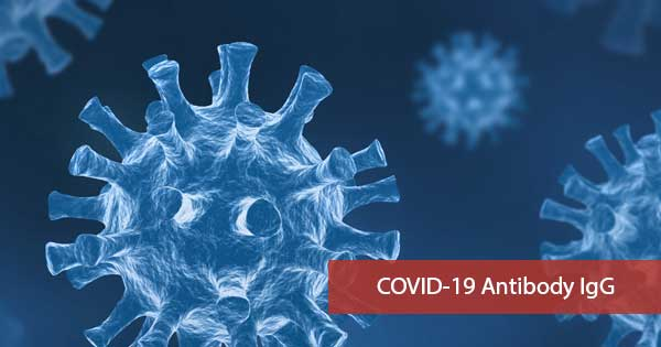 COVID-19 Antibody IgG