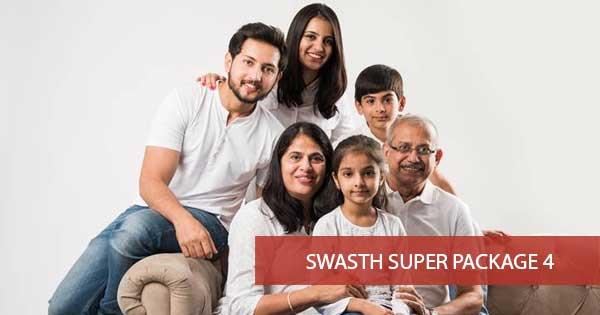 Swasth Super Package 4