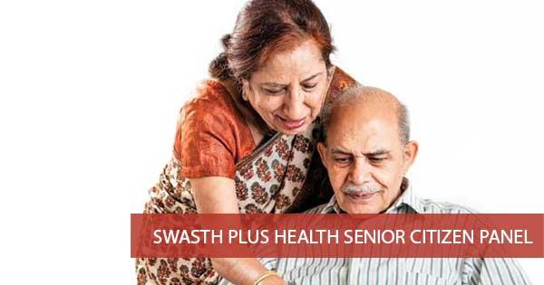 Swasth Plus Health Senior Citizen Panel