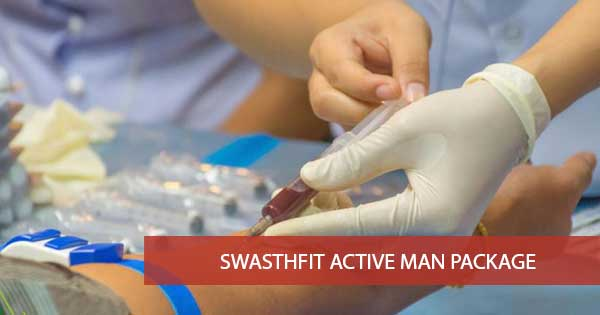 Swasthfit Active Man Package