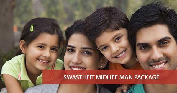 Swasthfit Midlife Man Package