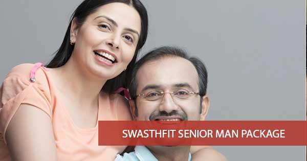 Swasthfit Senior Man Package