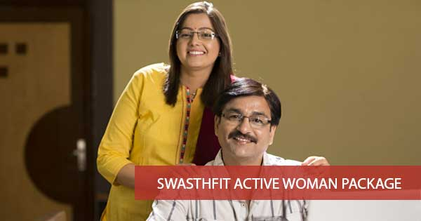 Swasthfit Active Woman Package