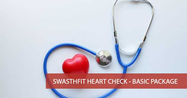Swasthfit Heart Check - Basic Package