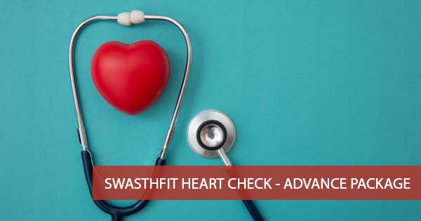 Swasthfit Heart Check - Advance Package