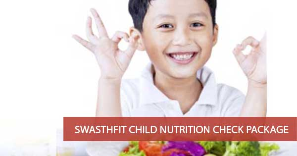 Swasthfit Child Nutrition Check Package