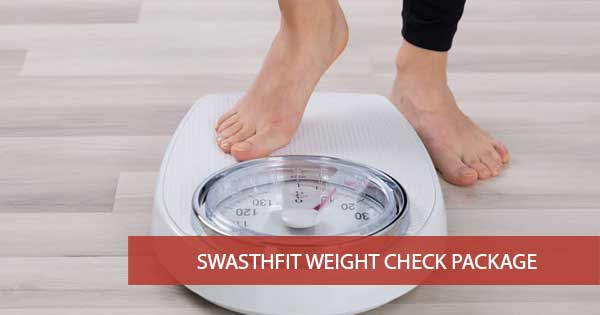 Swasthfit Weight Check Package