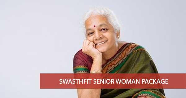 Swasthfit Senior Woman Package