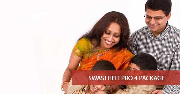 Swasthfit Pro 4 Package