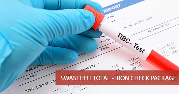 Swasthfit Total - Iron Check Package