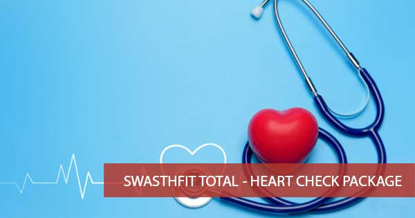 Swasthfit Total - Heart Check Package