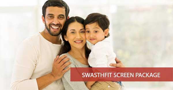 Swasthfit Screen Package