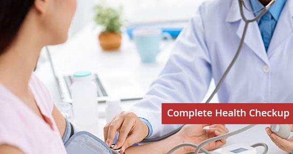 Niramaya Complete Health Checkup