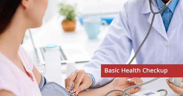 Niramaya Basic Health Checkup