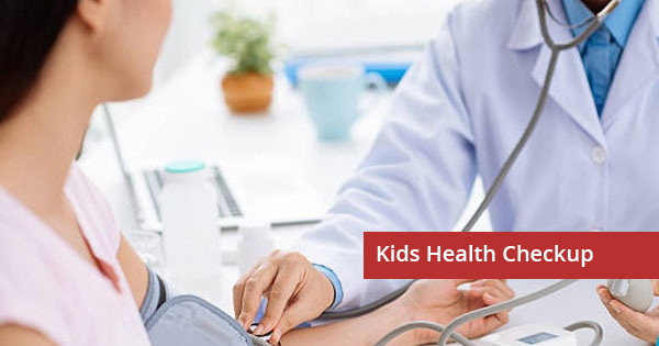 Niramaya Kids Exclusive Health Checkup