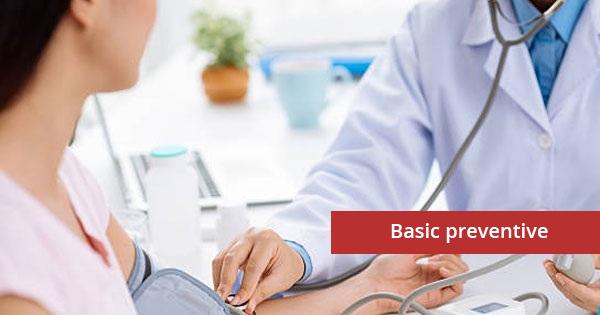 Niramaya Basic preventive