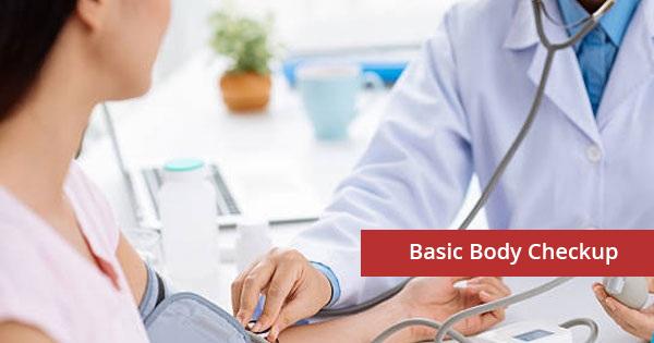 Niramaya Basic Body Checkup