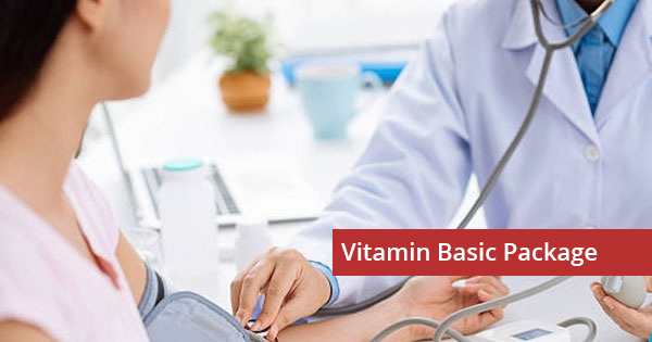 Niramaya Vitamin Basic Package