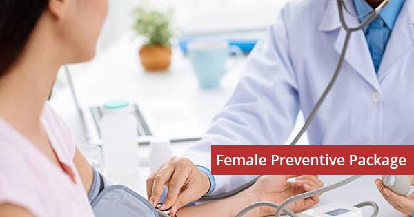 Niramaya Female Preventive Package