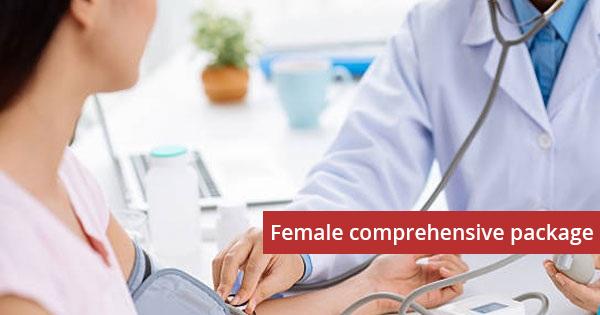 Niramaya Female comprehensive package